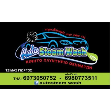 AUTO STEAM WASH